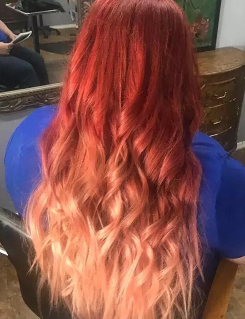 Màu đỏ ánh đồng