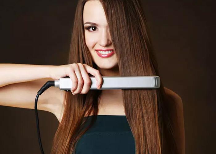 Những mẹo làm tóc thẳng tại nhà dành cho nàng