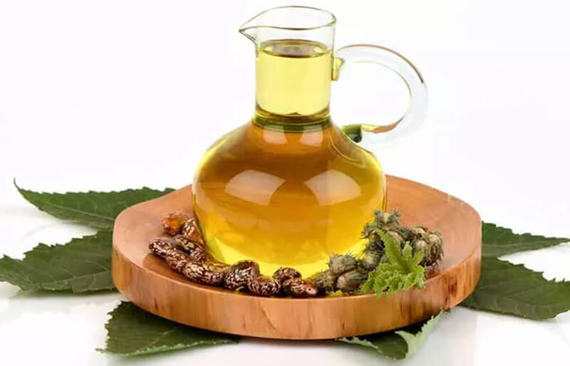 Nước chanh, dầu thầu dầu và dầu ô liu