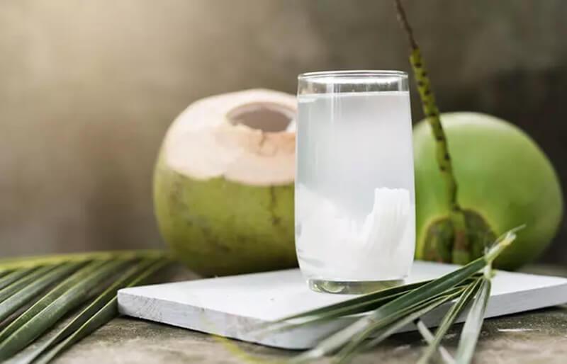 Nước dừa tươi