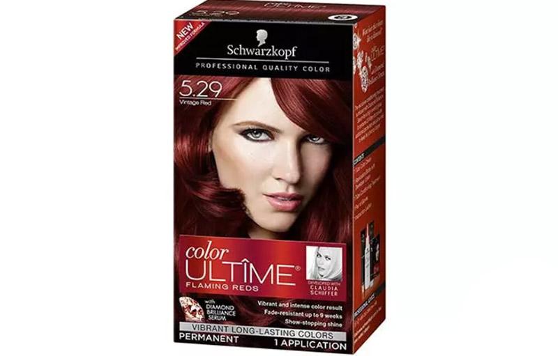 Schwarzkopf Color Ultime Hair Color Cream – Vintage Red