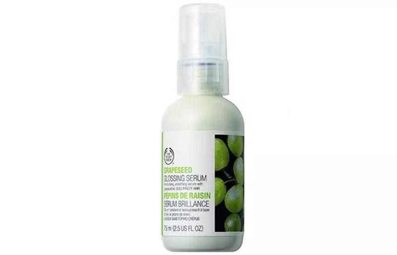 Serum dưỡng tóc Grapeseed Glossing The Body Shop