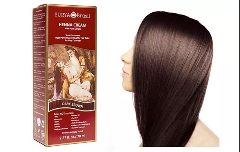 Surya Brasil Henna Hair Cream