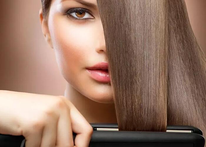 Tác dụng phụ của việc duỗi tóc bạn nên cảnh giác