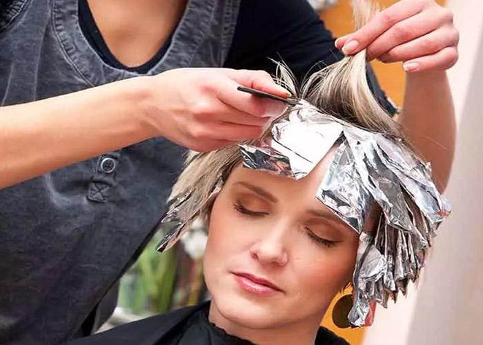 Tuyệt chiêu phục hồi tóc bằng phương pháp phủ bóng