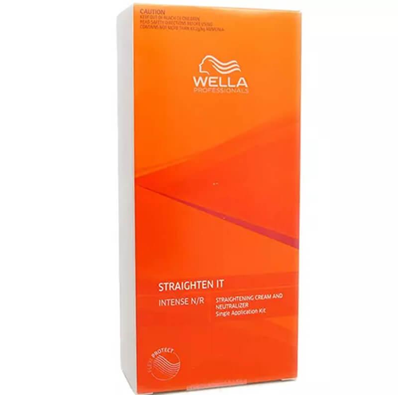 Wella Professionals Straighten It Intense N/R Straightening Cream And Neutralizer