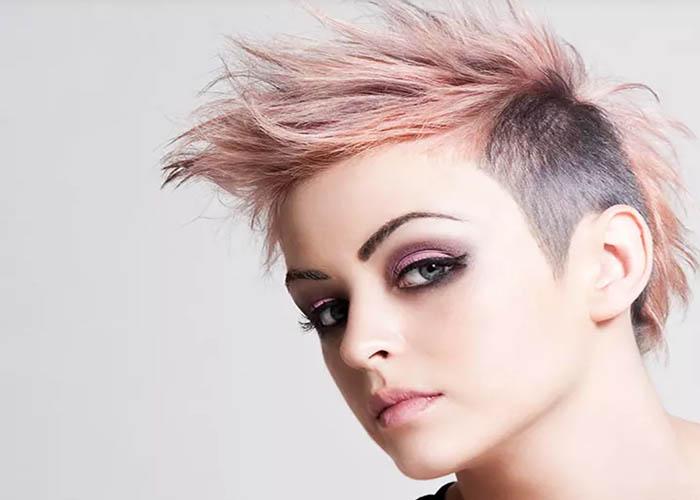 50 Kiểu tóc punk ngắn cực cá tính giúp bạn lột xác hoàn hảo